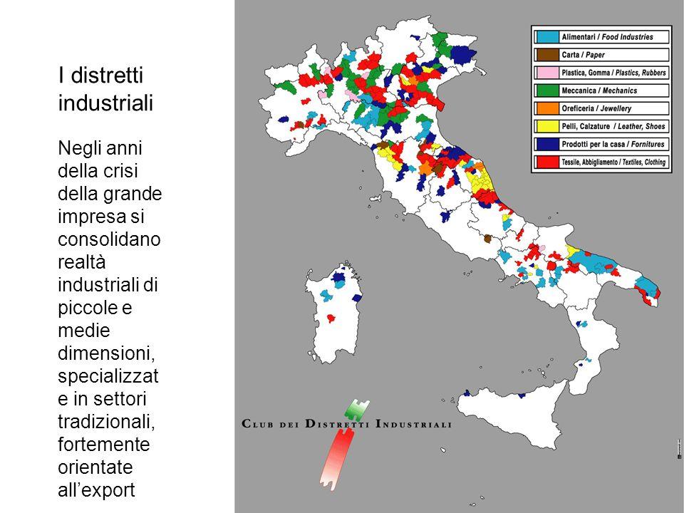 I distretti industriali