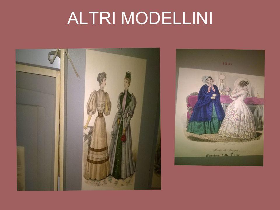 ALTRI MODELLINI