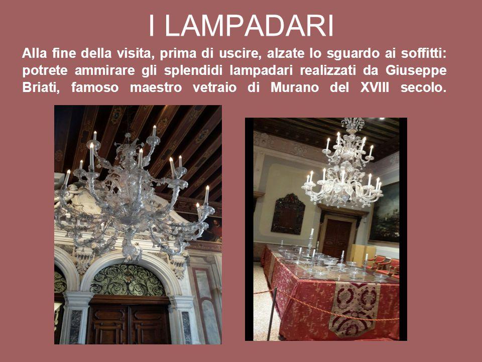 I LAMPADARI