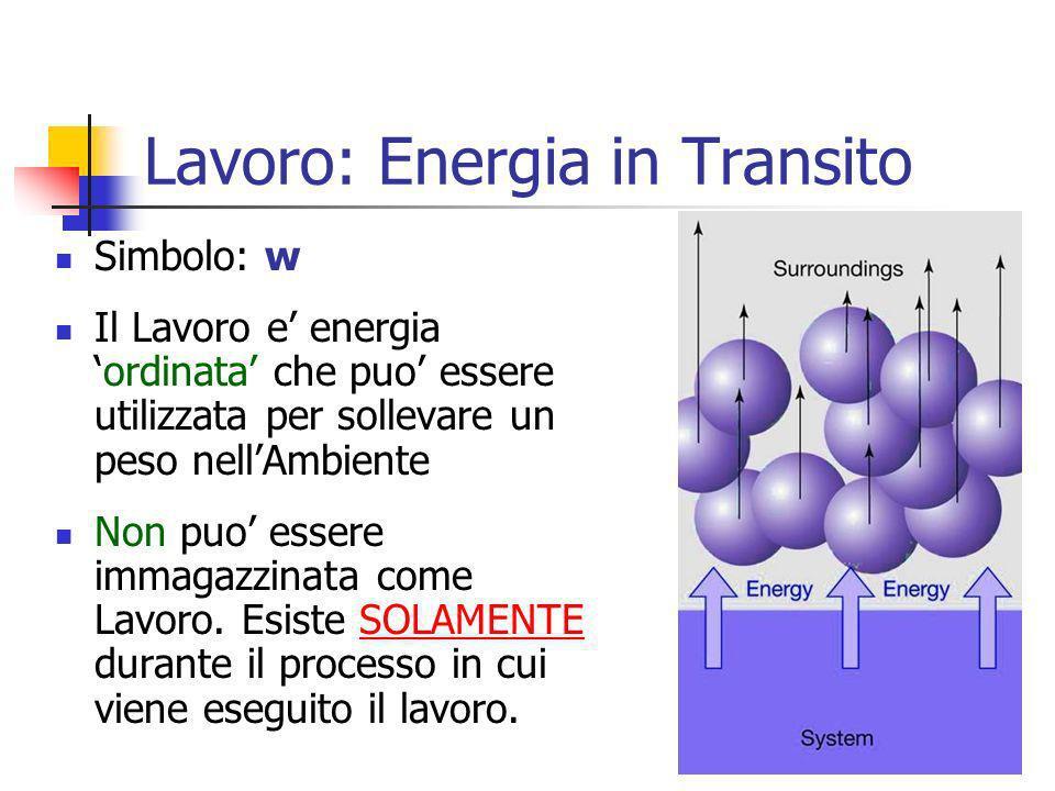 Lavoro: Energia in Transito