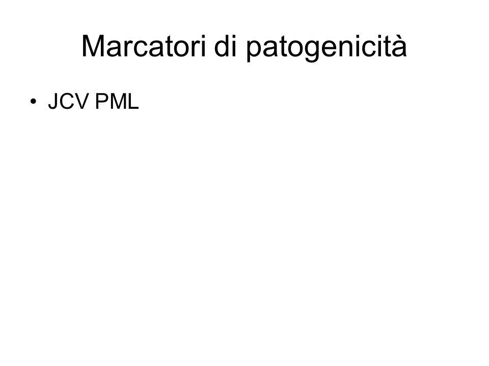 Marcatori di patogenicità