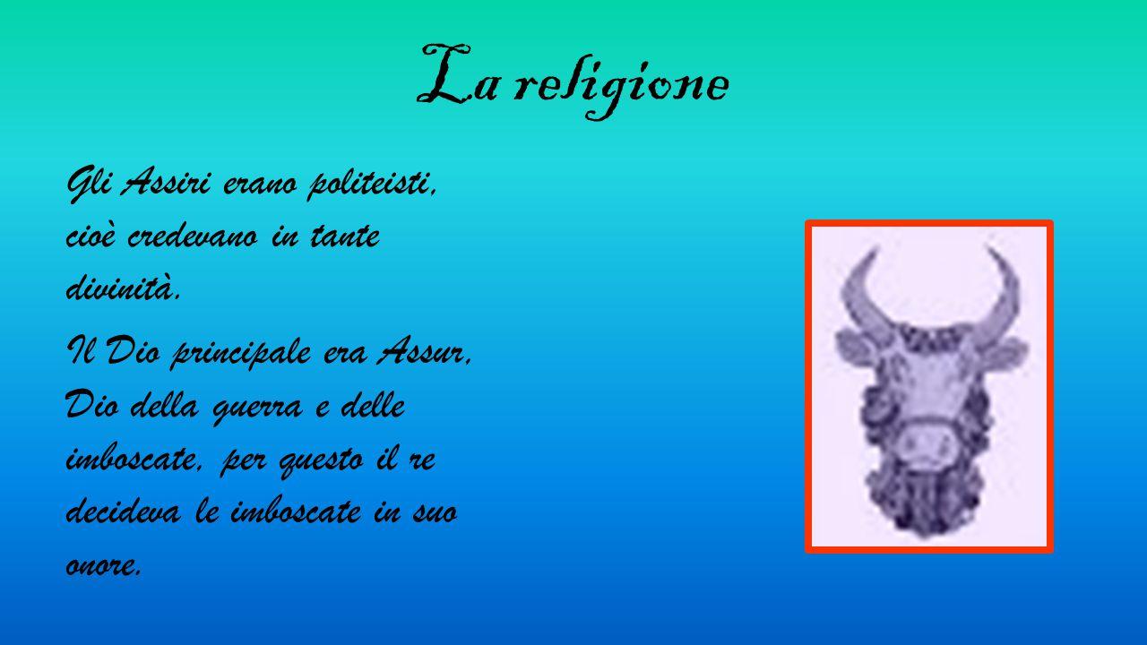 La religione