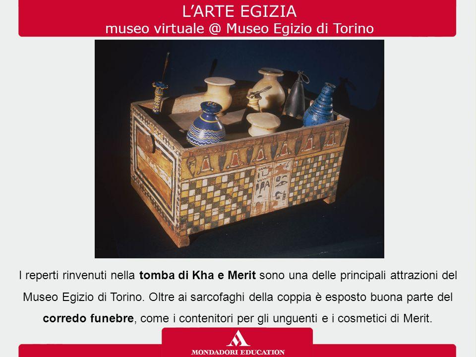 museo virtuale @ Museo Egizio di Torino