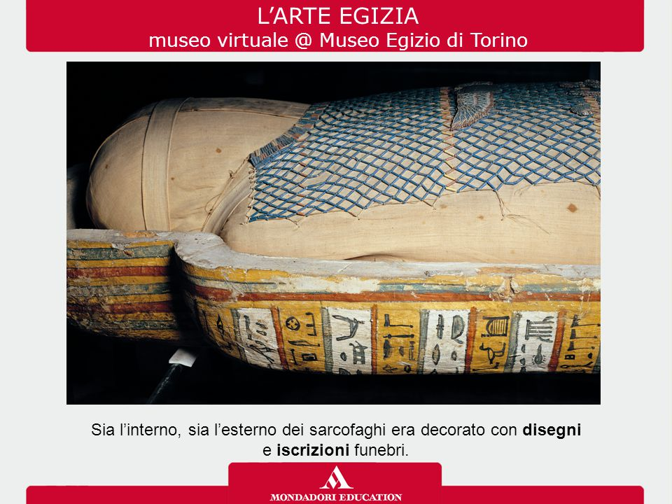 L'ARTE EGIZIA museo virtuale @ Museo Egizio di Torino