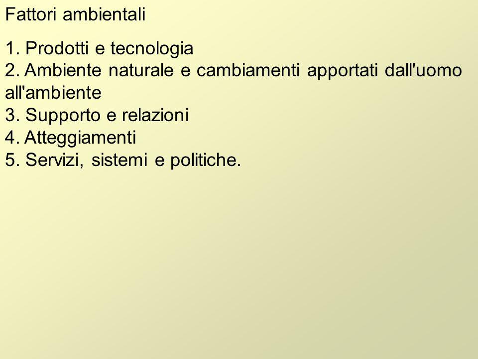 Fattori ambientali