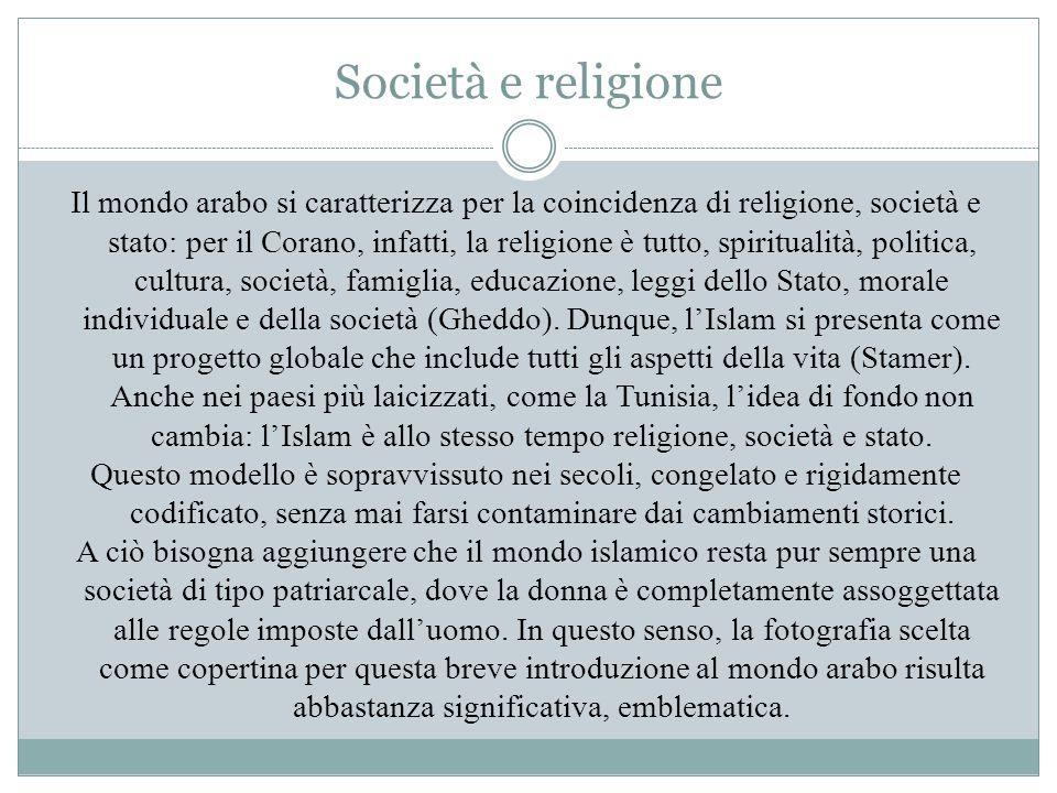Società e religione