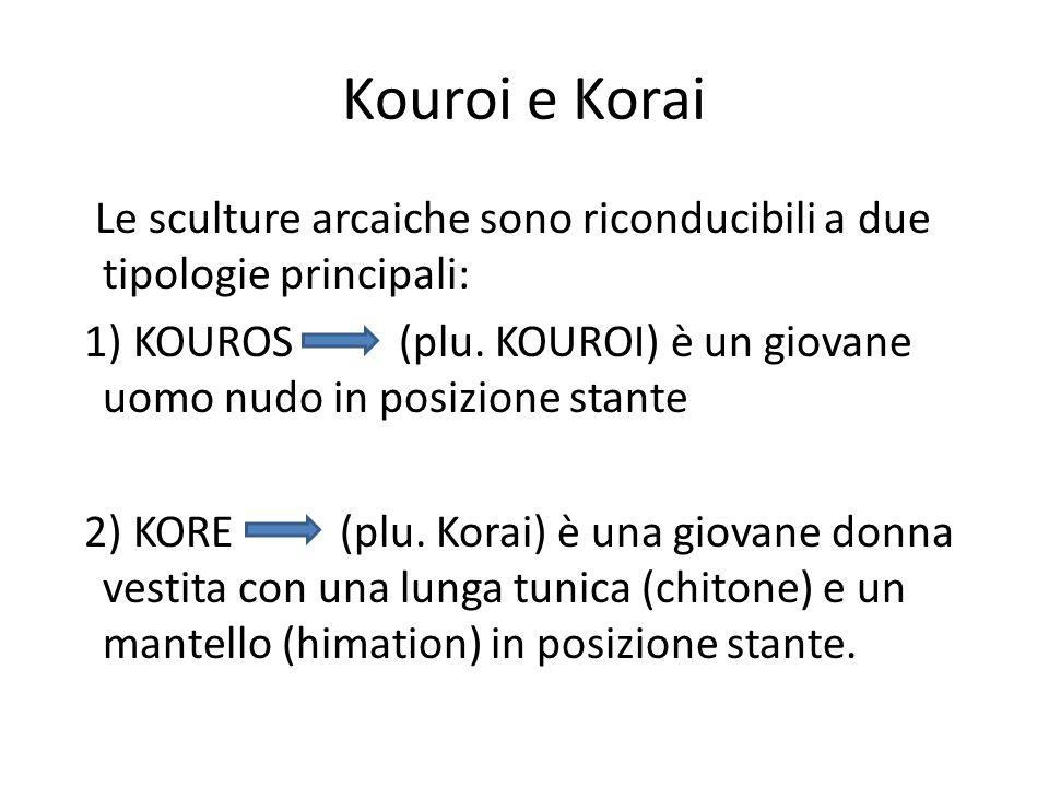 Kouroi e Korai