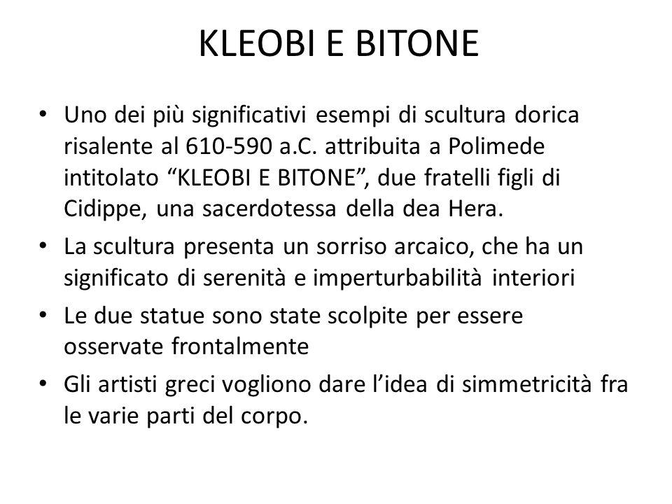 KLEOBI E BITONE