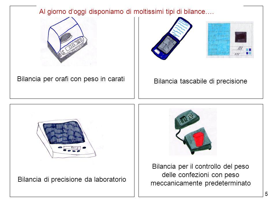 Bilancia per orafi con peso in carati
