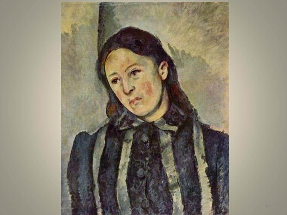 Cezanne m.me cezanne