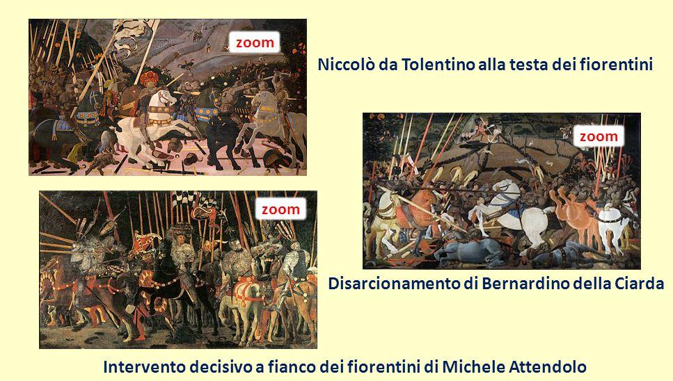 Niccolò da Tolentino alla testa dei fiorentini