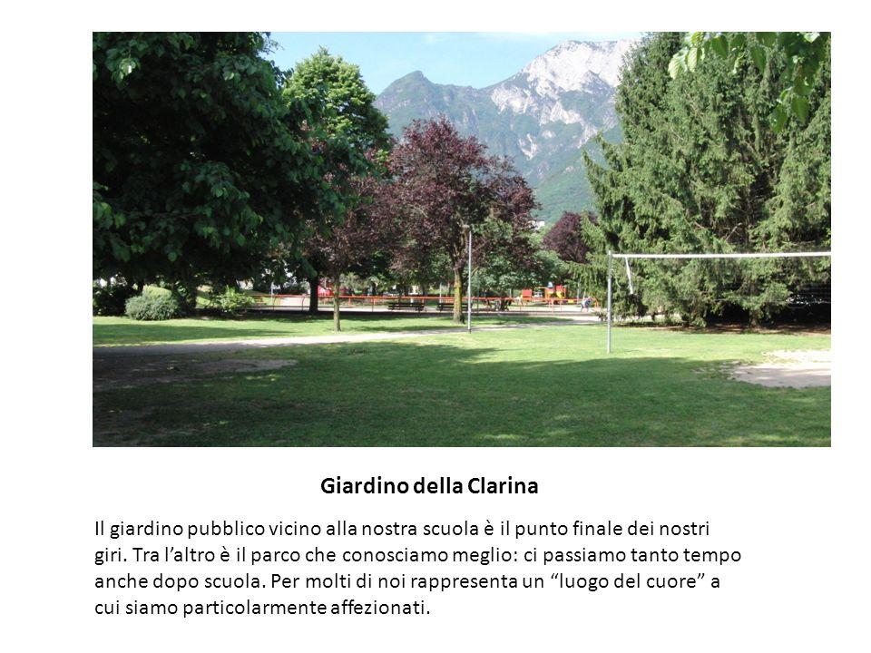Giardino della Clarina