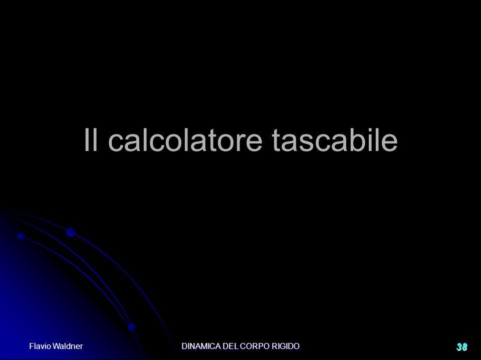 Il calcolatore tascabile