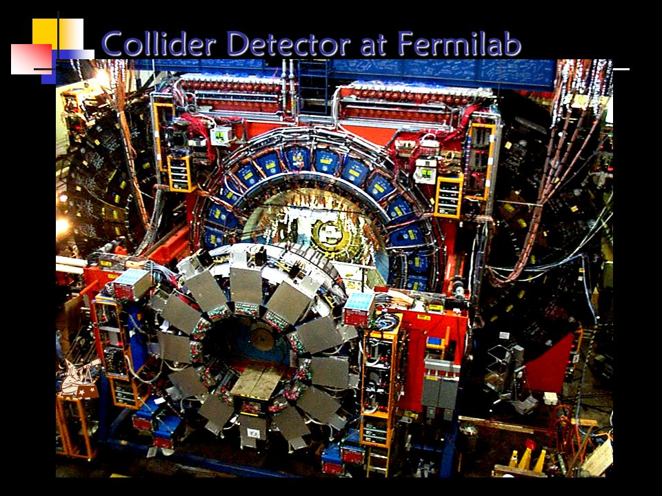Collider Detector at Fermilab