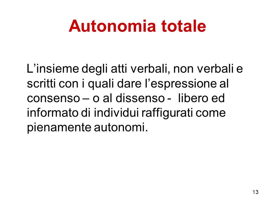 Autonomia totale