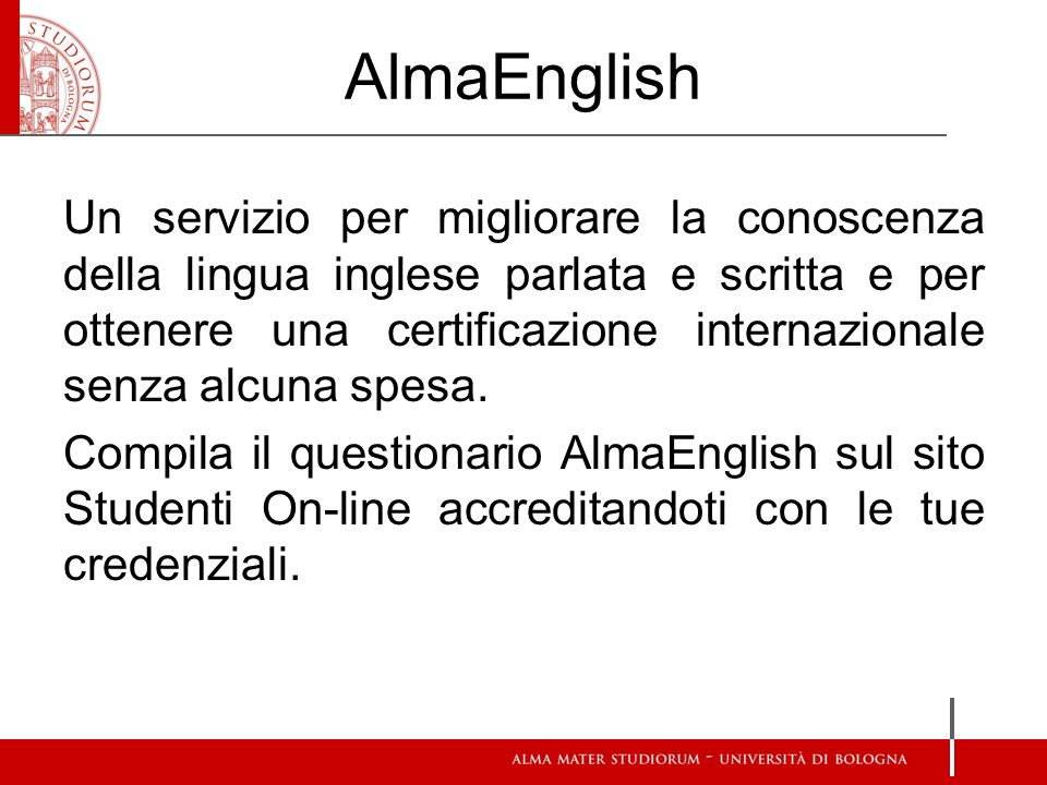 AlmaEnglish