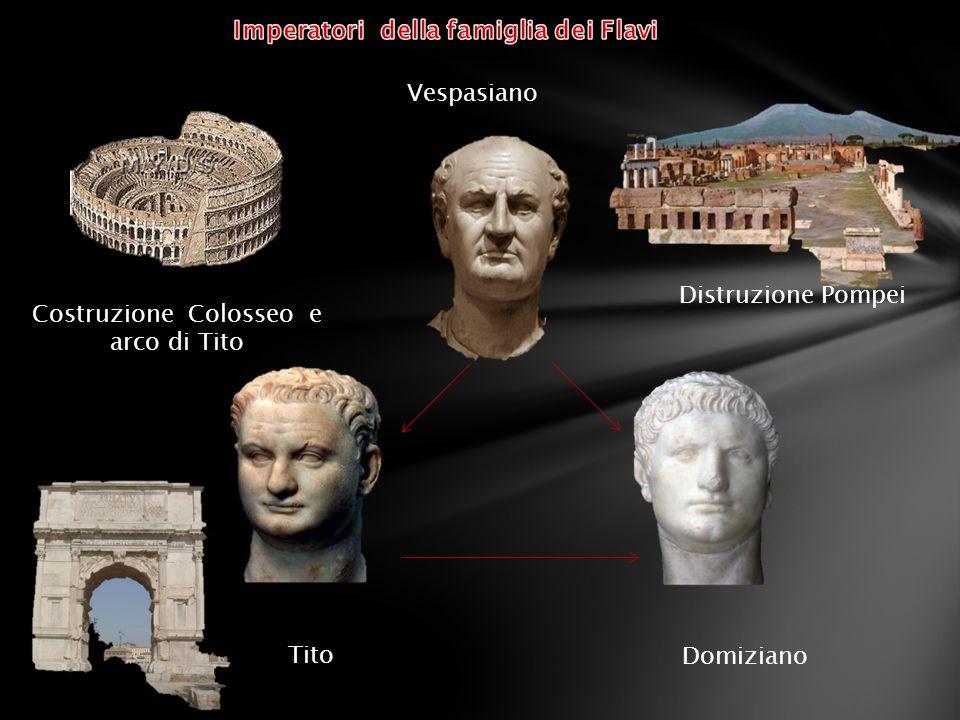 Imperatori della famiglia dei Flavi