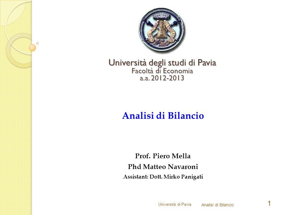 Assistant: Dott. Mirko Panigati