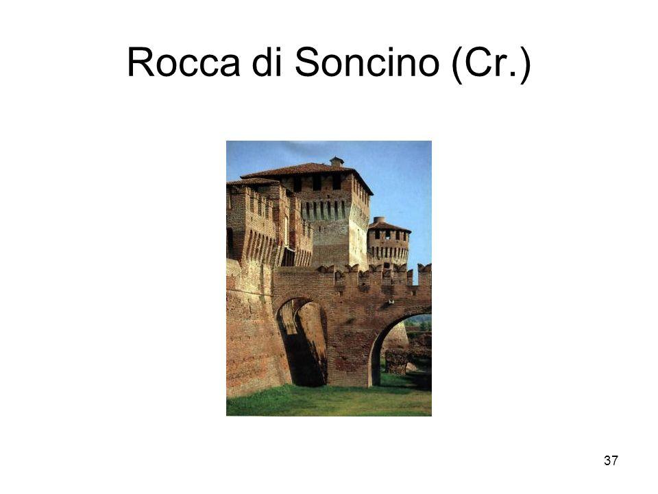 Rocca di Soncino (Cr.)