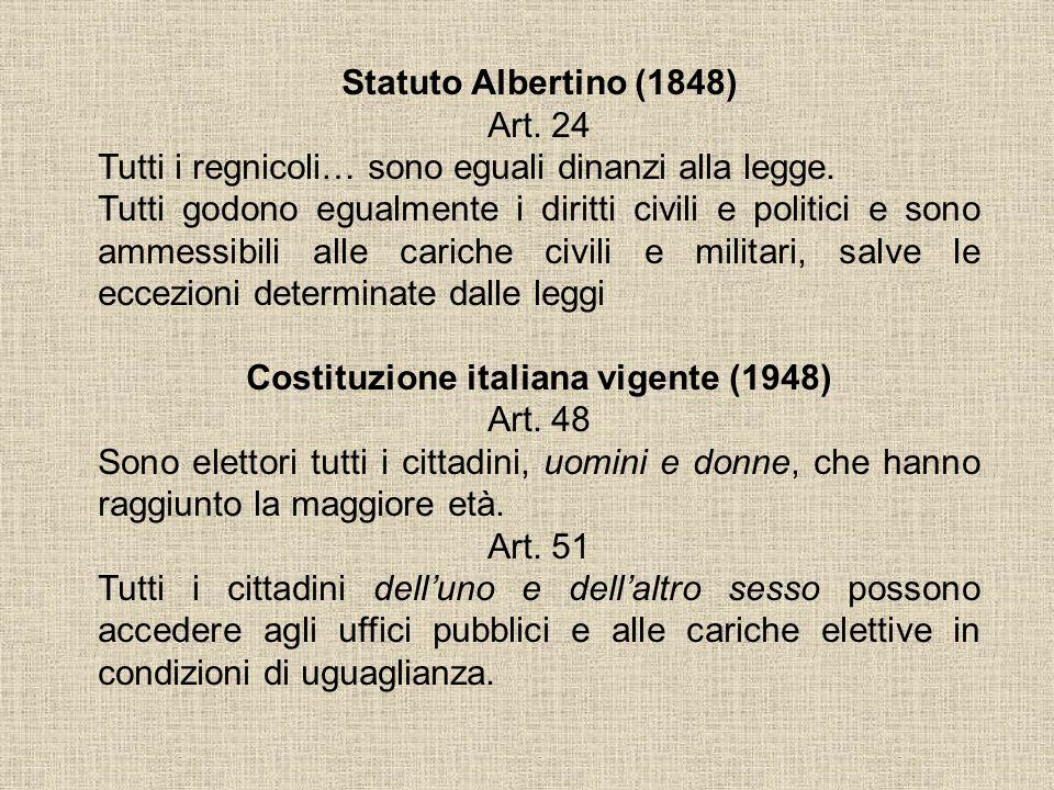 Costituzione italiana vigente (1948)