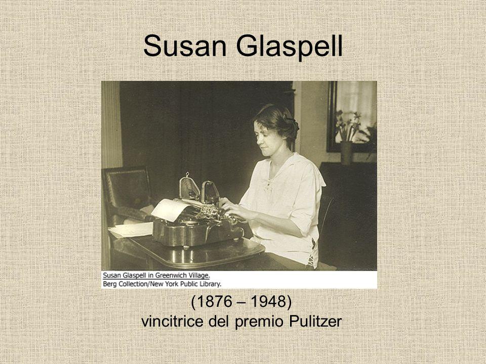 vincitrice del premio Pulitzer
