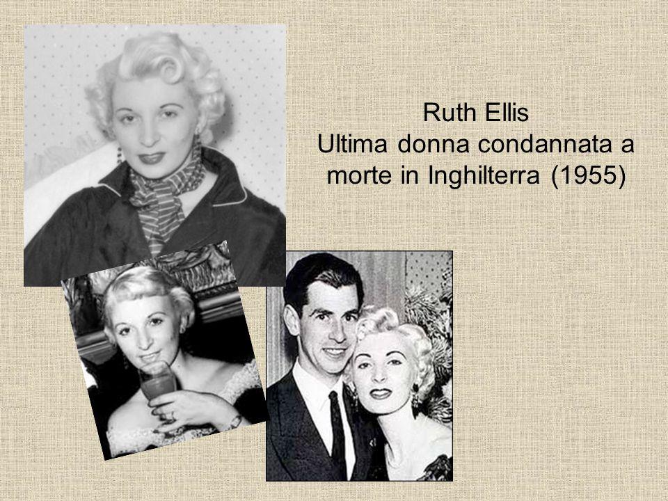 Ultima donna condannata a morte in Inghilterra (1955)