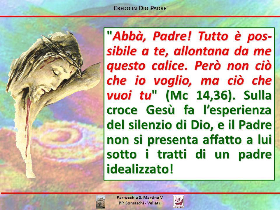 Credo in Dio Padre