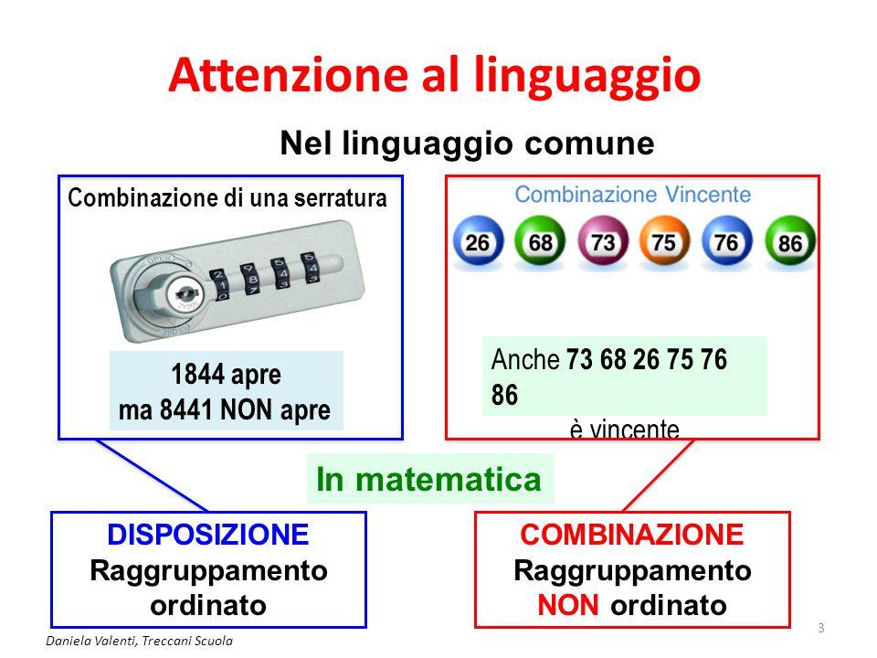 Attenzione al linguaggio