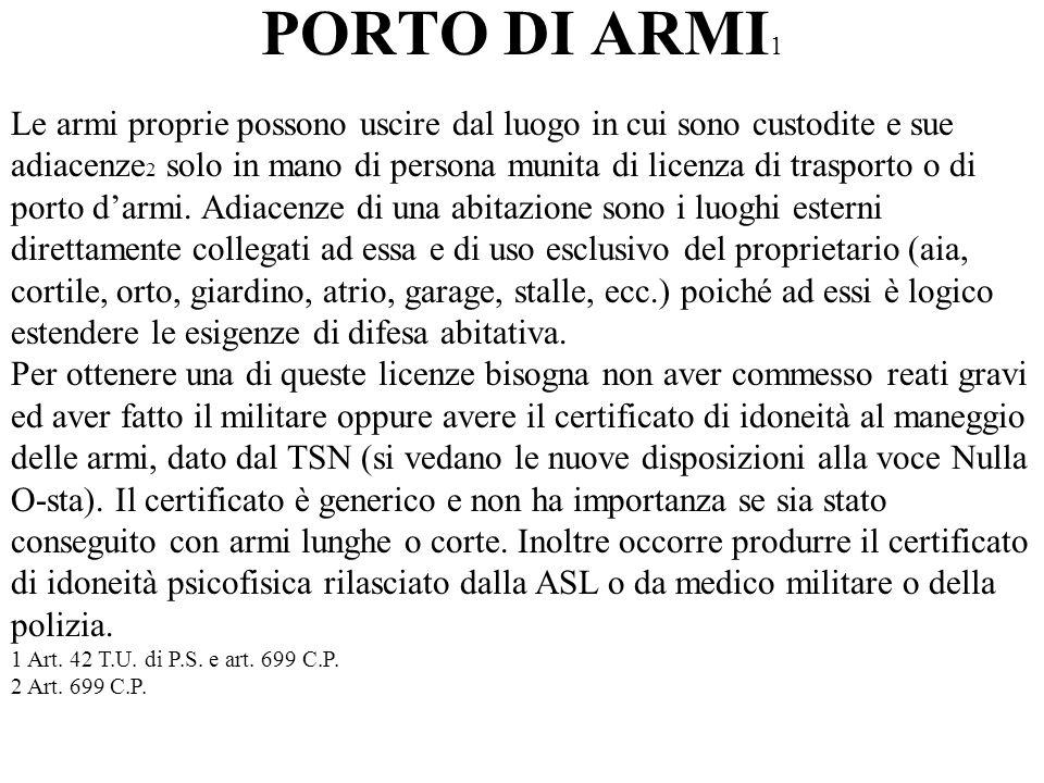 PORTO DI ARMI1