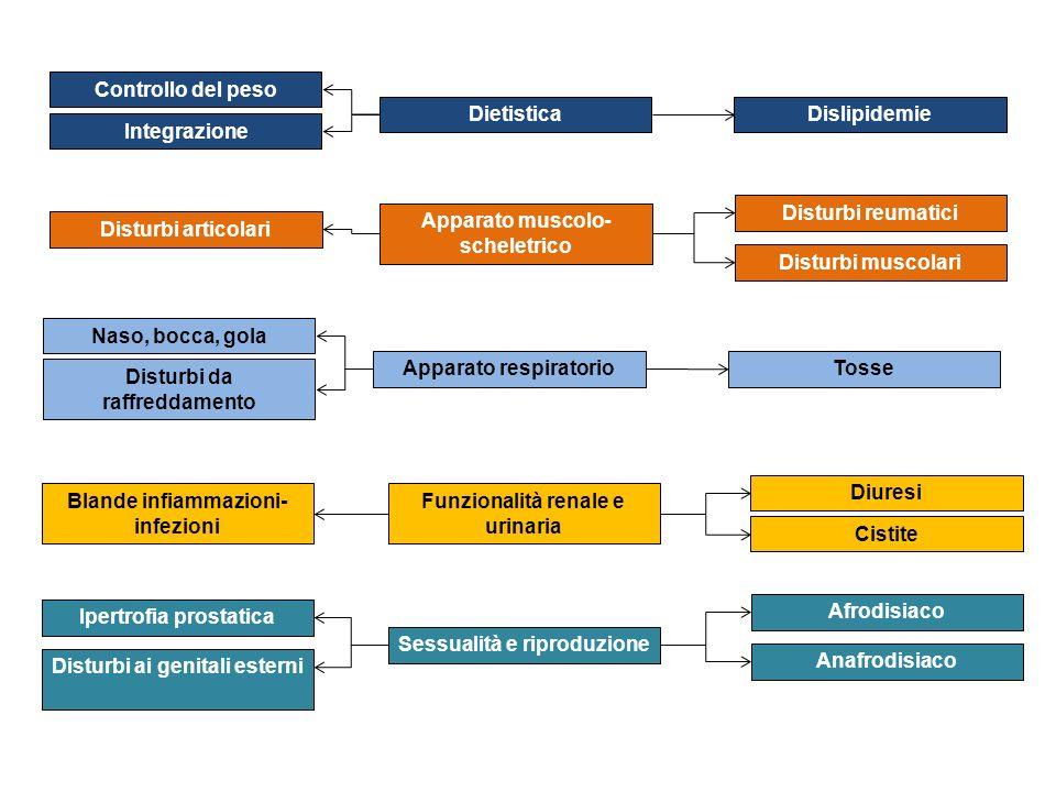 Apparato muscolo-scheletrico Disturbi reumatici