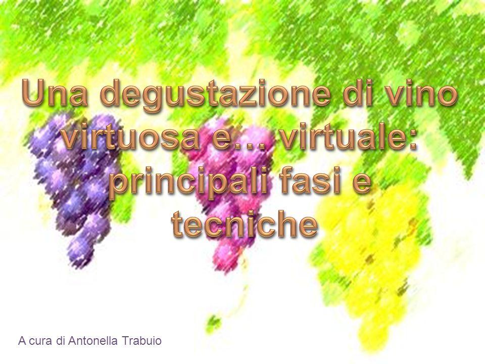 Una degustazione di vino