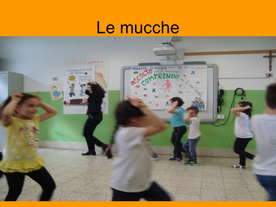 Le mucche