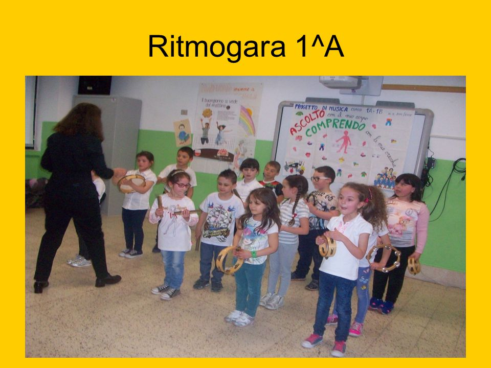 Ritmogara 1^A