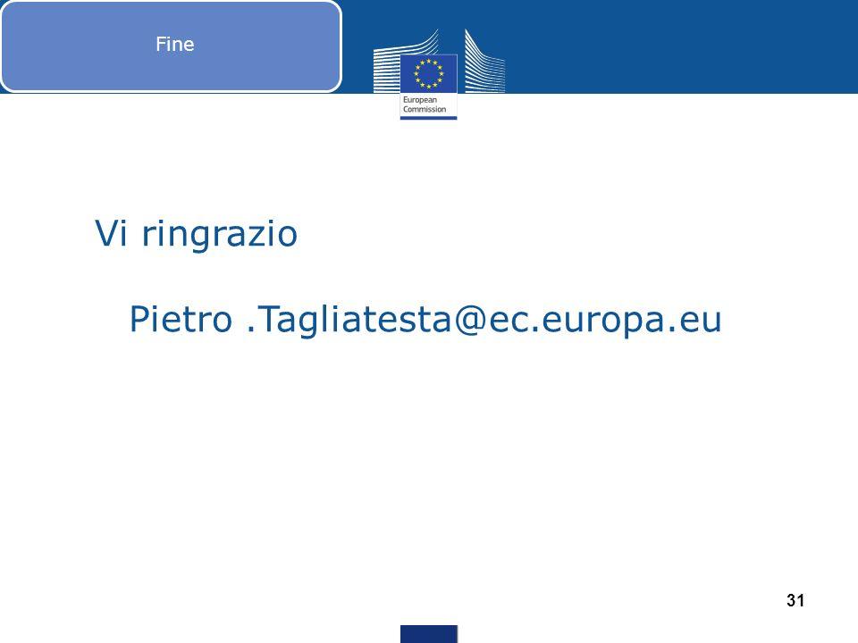 Vi ringrazio Pietro .Tagliatesta@ec.europa.eu