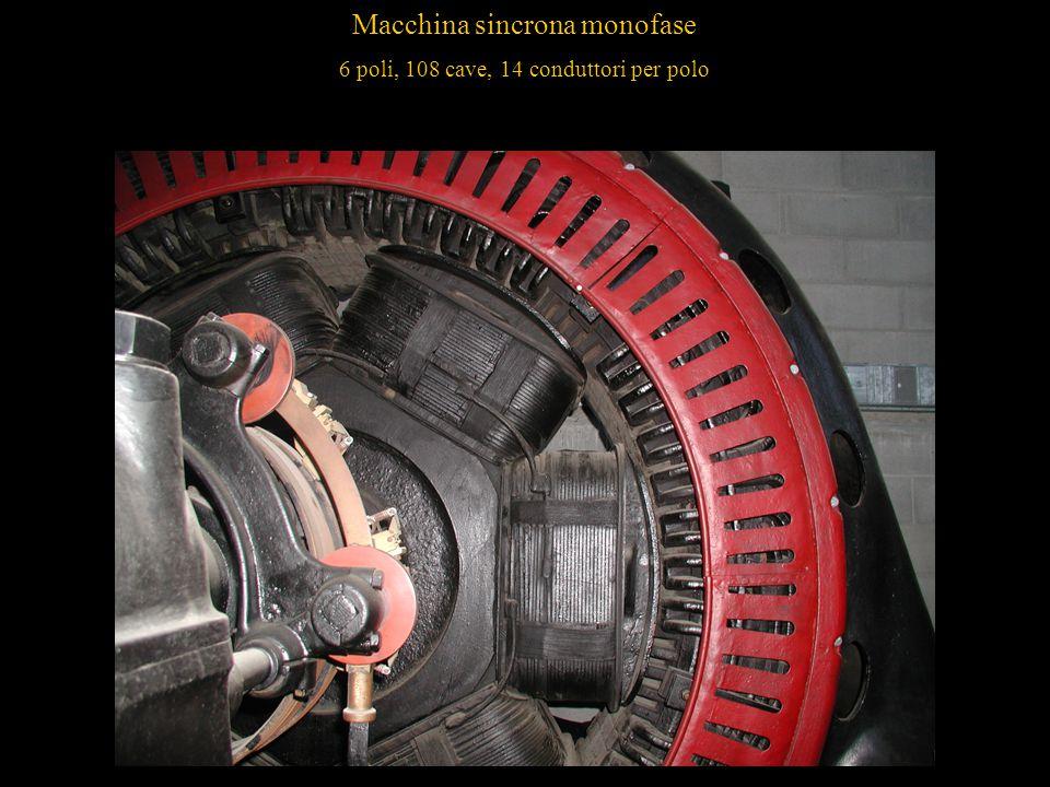 Macchina sincrona monofase