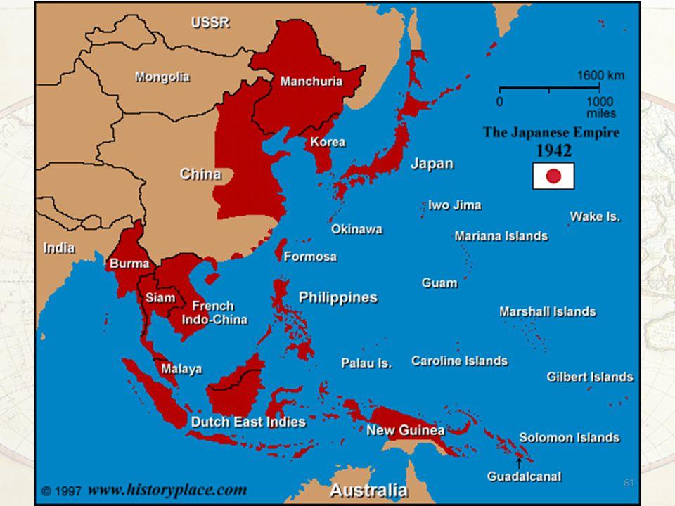 Apogeo dell'impero del Giappone