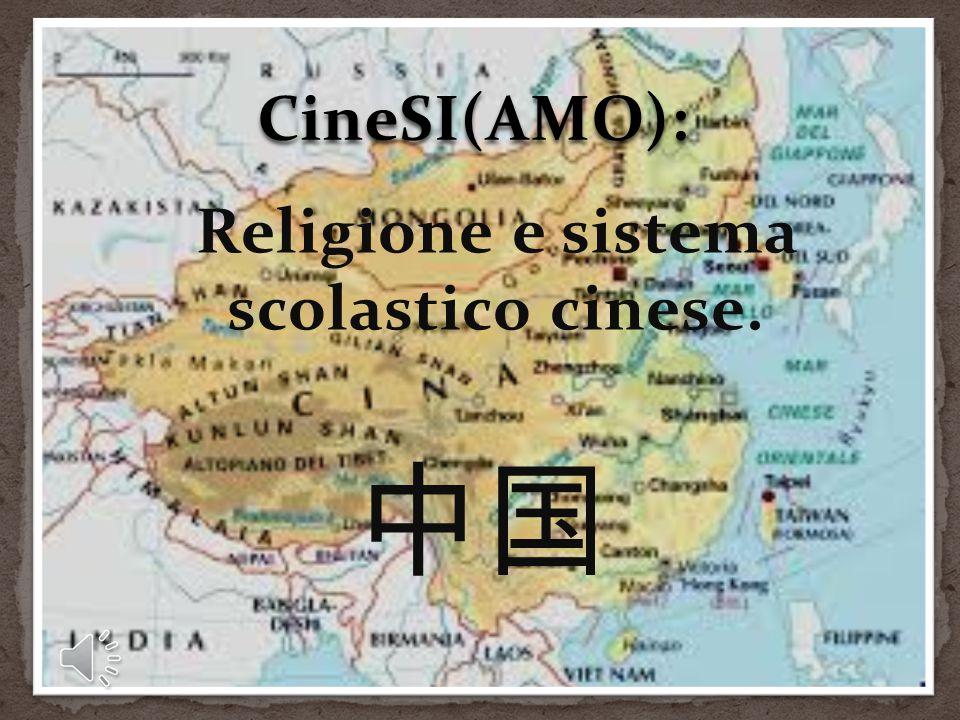 Religione e sistema scolastico cinese.