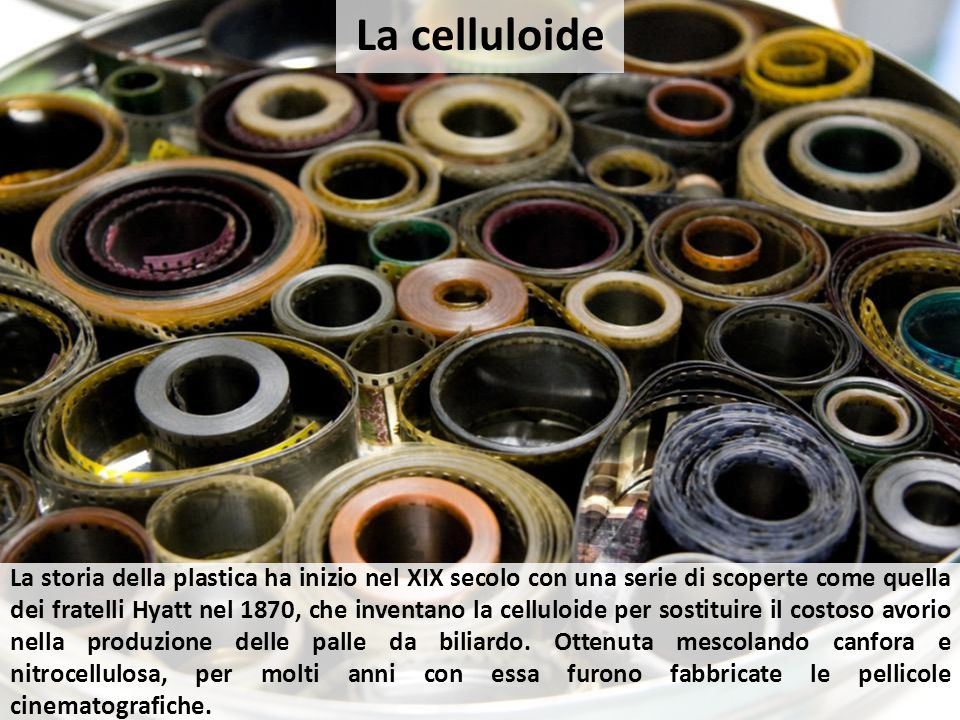 La celluloide