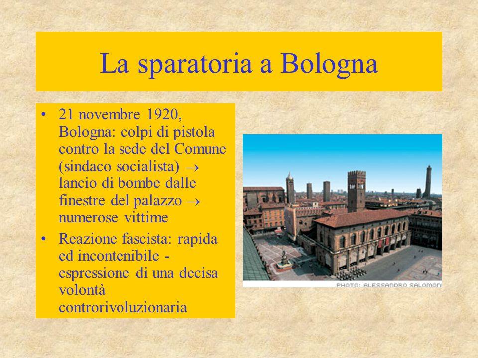 La sparatoria a Bologna