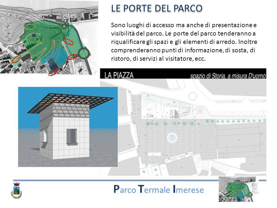 Parco Termale Imerese LE PORTE DEL PARCO