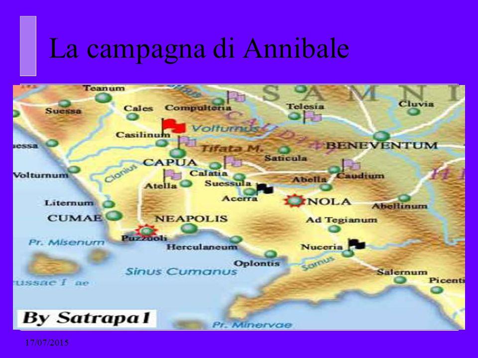 La campagna di Annibale