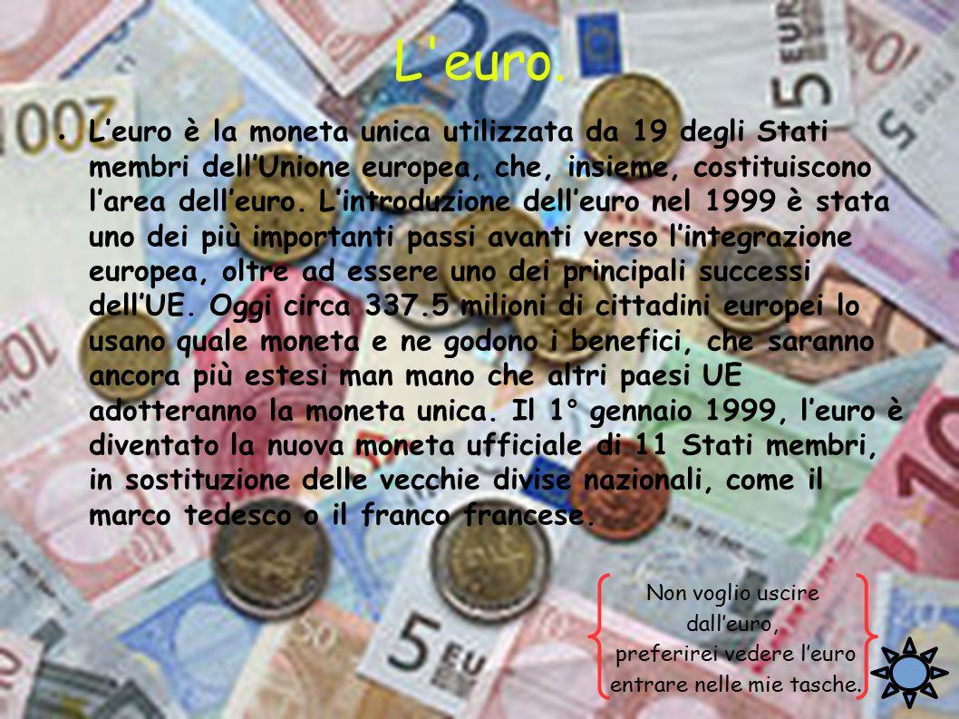 L euro.