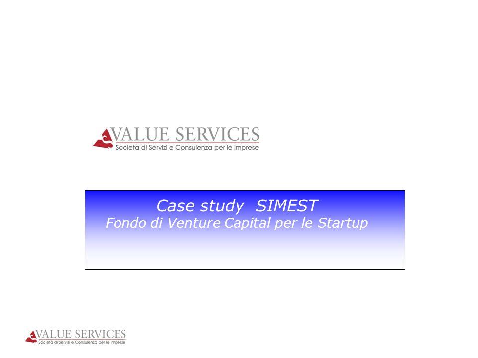 Fondo di Venture Capital per le Startup