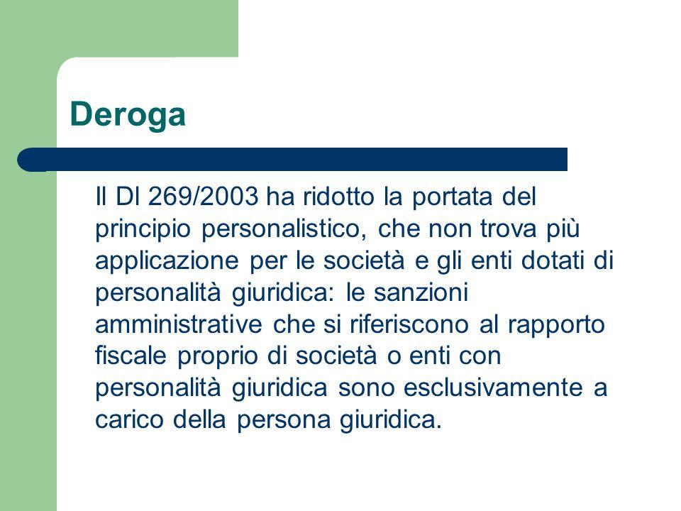 Deroga
