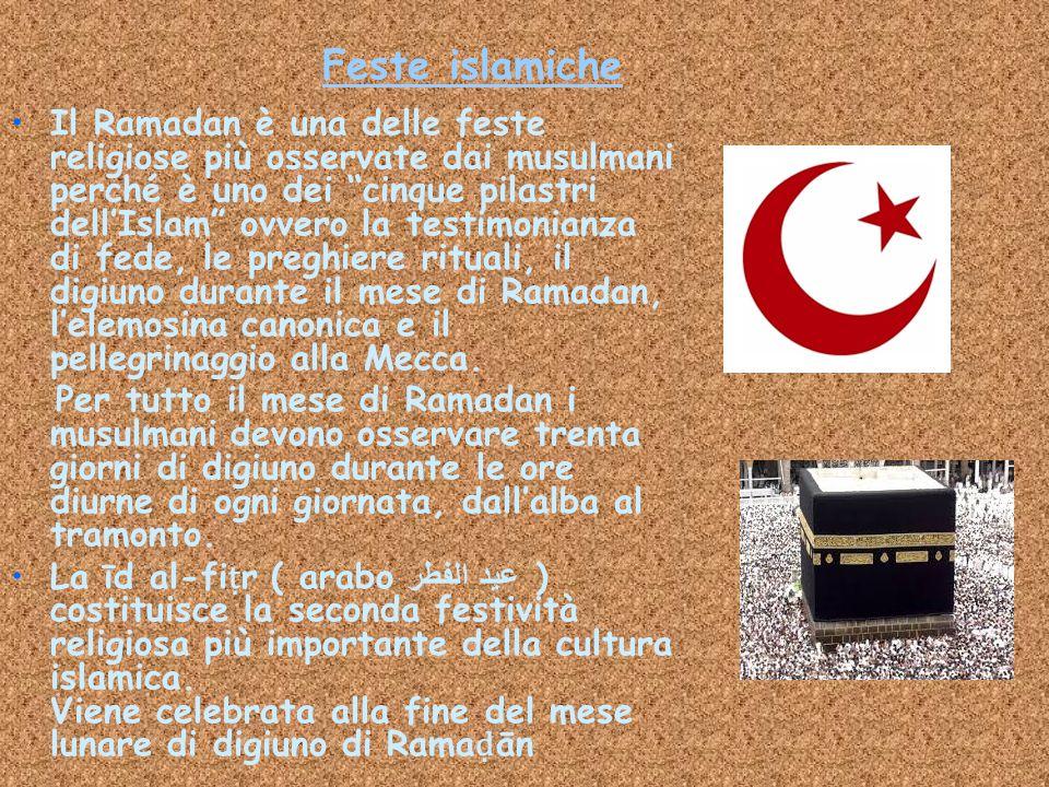 Feste islamiche