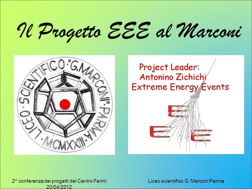Il Progetto EEE al Marconi