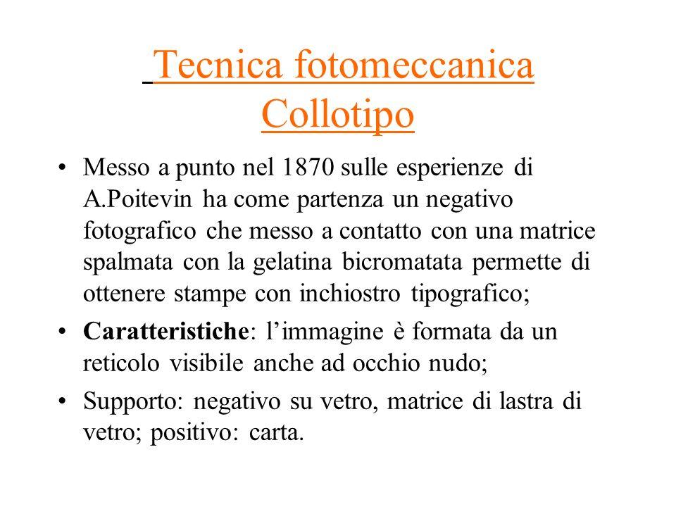 Tecnica fotomeccanica Collotipo