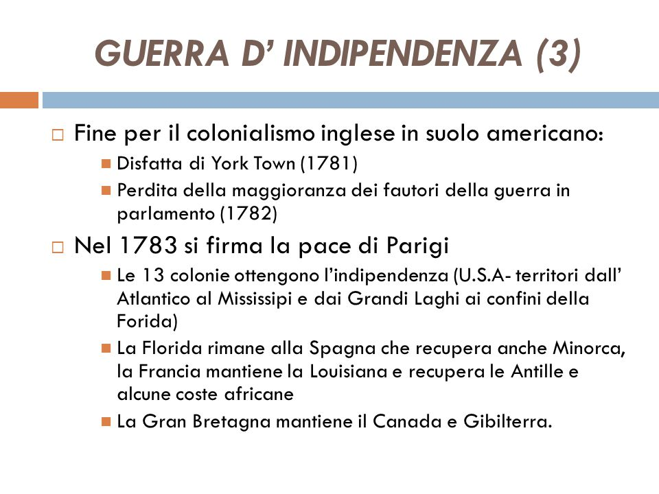 GUERRA D' INDIPENDENZA (3)