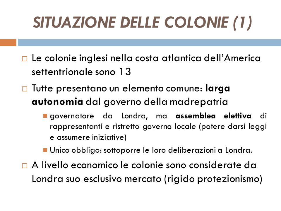 SITUAZIONE DELLE COLONIE (1)