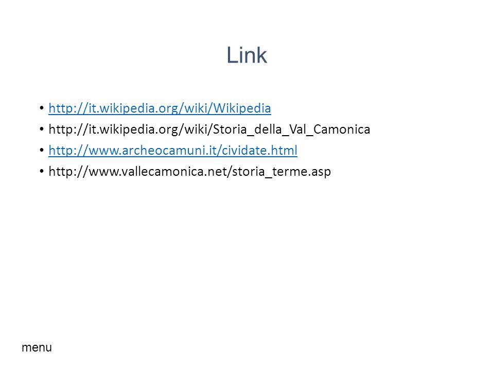 Link http://it.wikipedia.org/wiki/Wikipedia